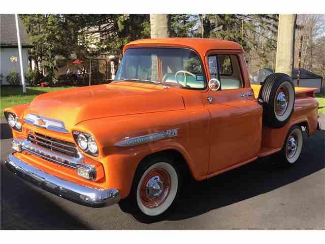 1959 Chevrolet Apache | 985986
