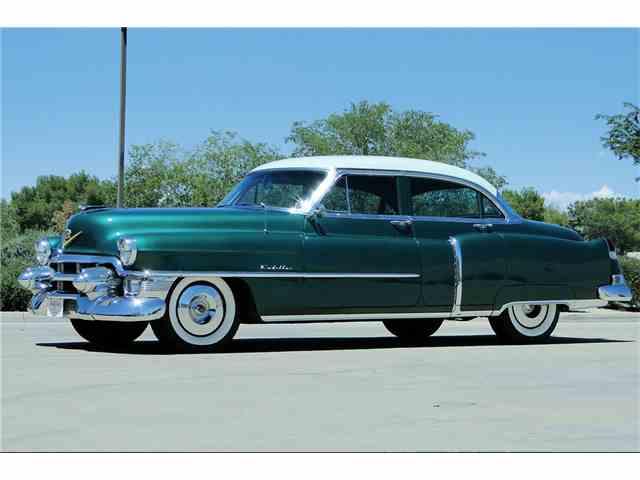 1953 Cadillac Series 62 | 985988