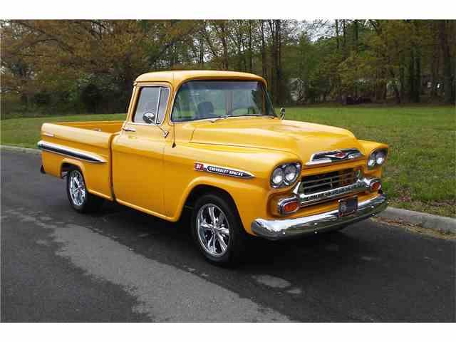 1959 Chevrolet Apache | 985991