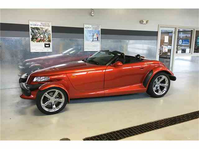 2001 Plymouth Prowler | 985992