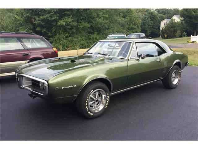 1967 Pontiac Firebird | 985993