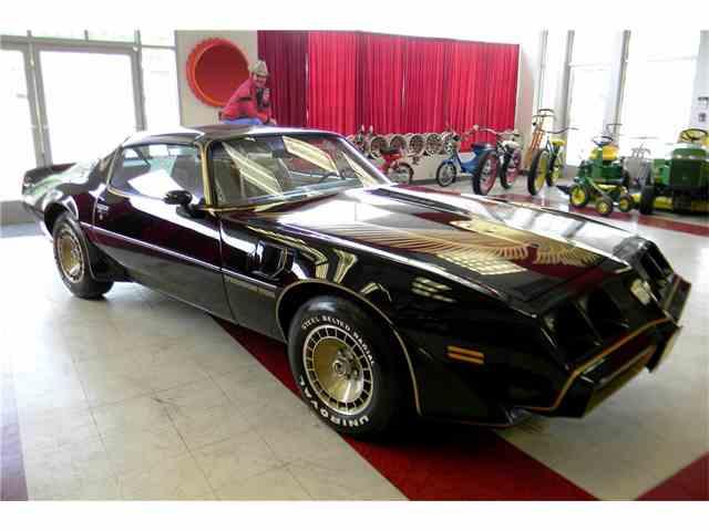 1981 Pontiac Firebird Trans Am | 985995