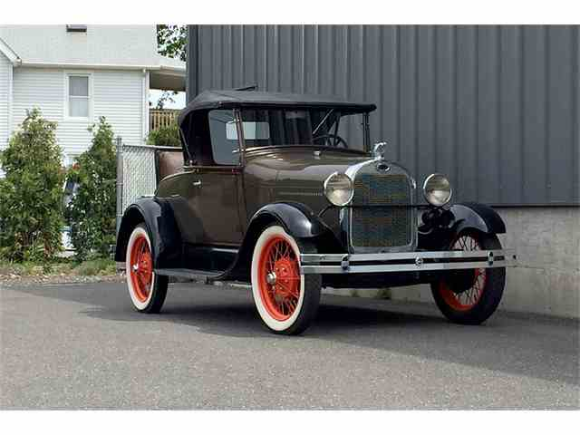 1929 Ford Model A | 985997