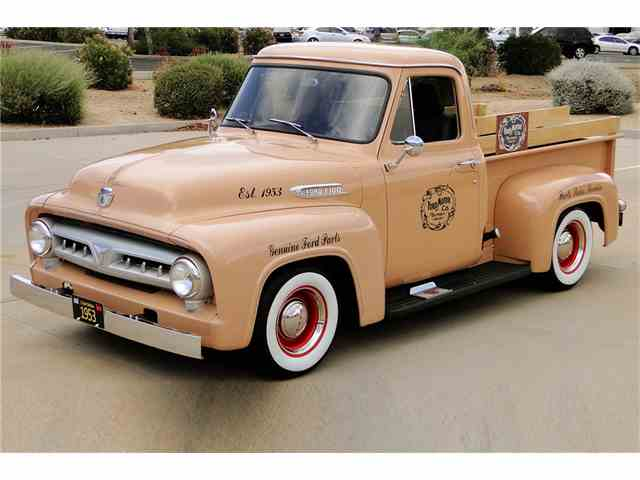1953 Ford F100   985998