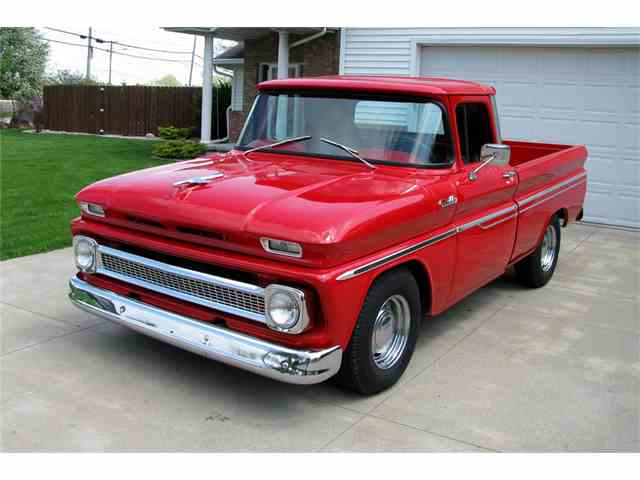 1962 Chevrolet C/K 10 | 985999