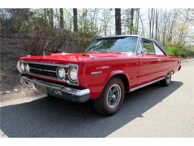 1967 Plymouth Belvedere | 986000