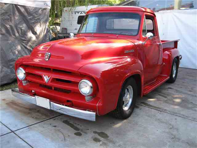 1953 Ford F100 | 986001