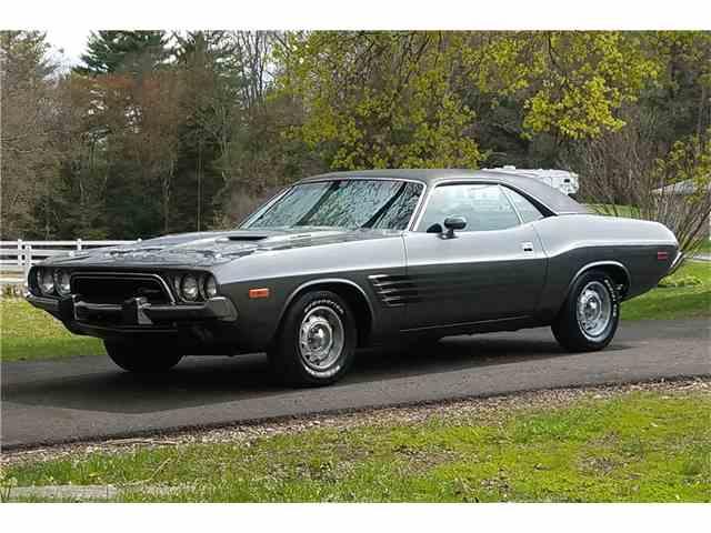 1973 Dodge Challenger | 986004