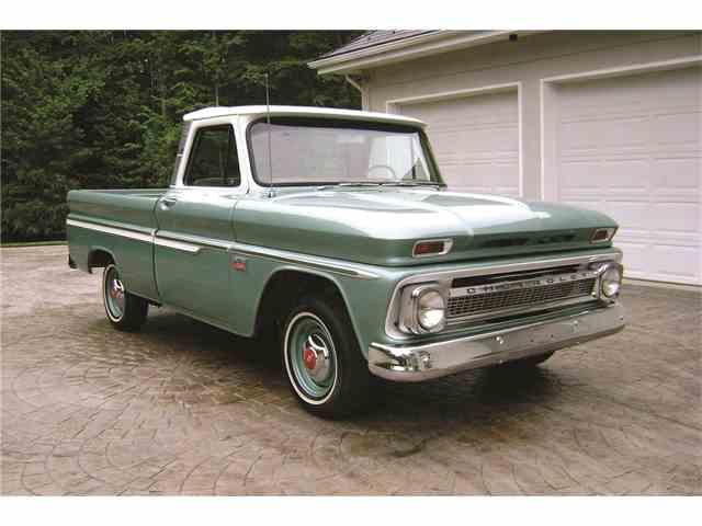 1966 Chevrolet C/K 10 | 986008