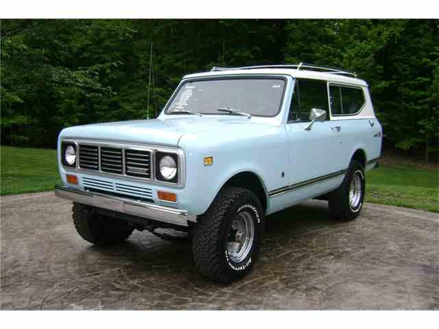 1976 International Harvester Scout II | 986009