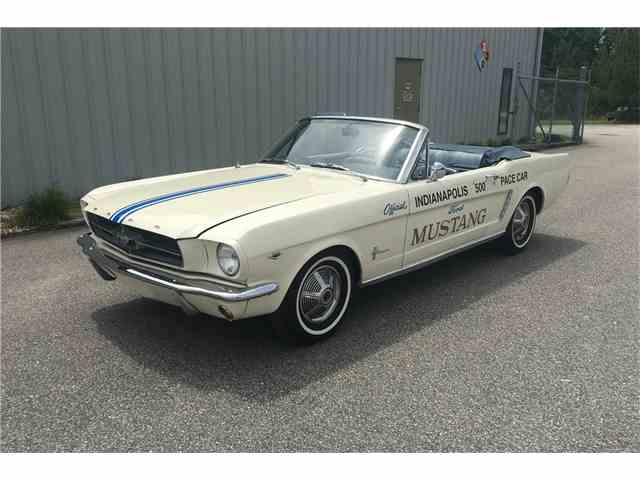1965 Ford Mustang | 986009