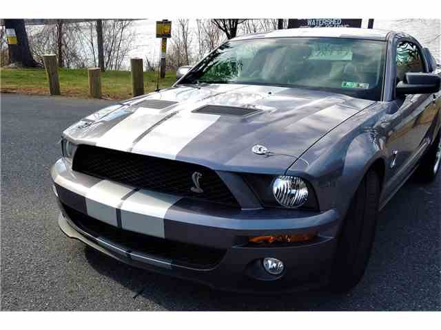 2007 Shelby GT500   986010