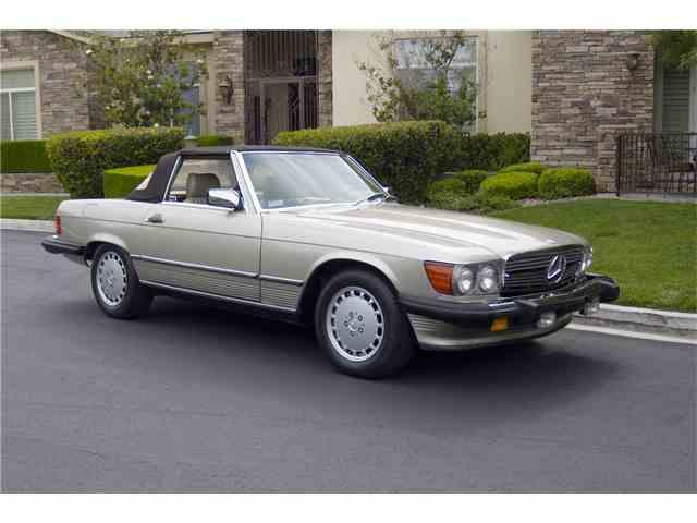 1989 Mercedes-Benz 560SL | 986011