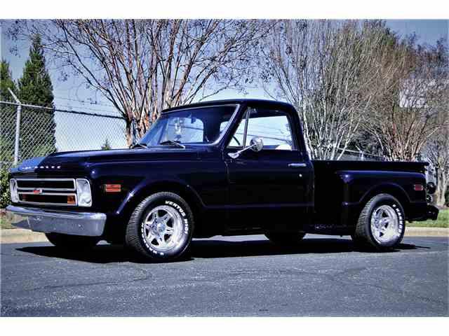 1968 Chevrolet C/K 10 | 986011