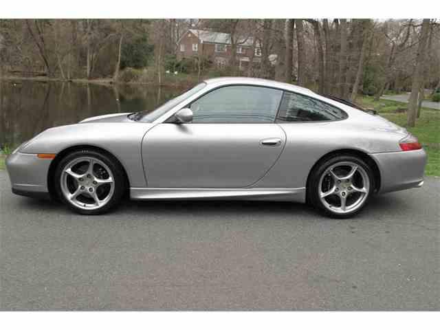 2004 Porsche 911 Carrera   986012
