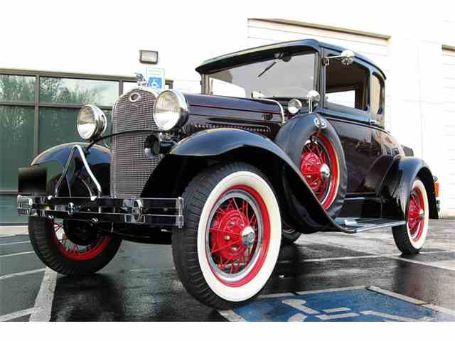 1931 Ford Model A | 986014