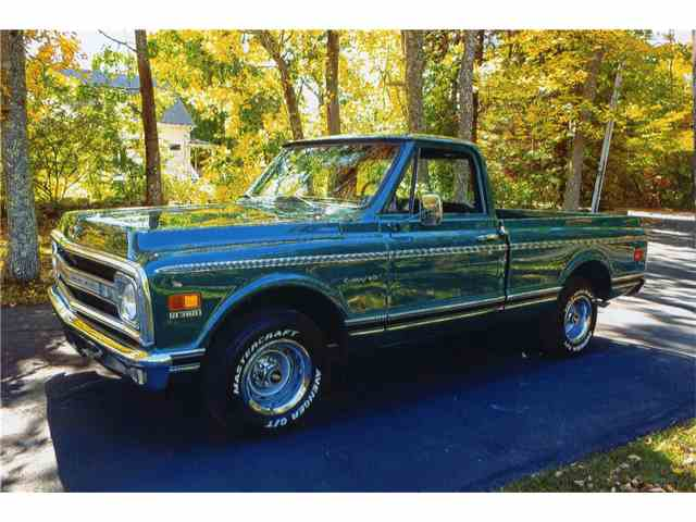 1969 Chevrolet C/K 10 | 986016
