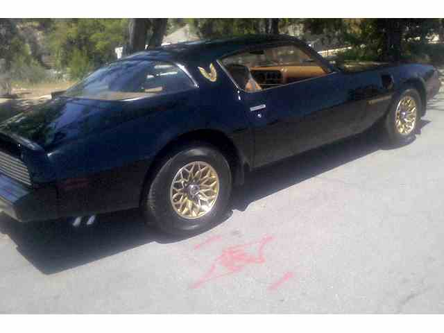 1979 Pontiac Firebird Trans Am | 986018
