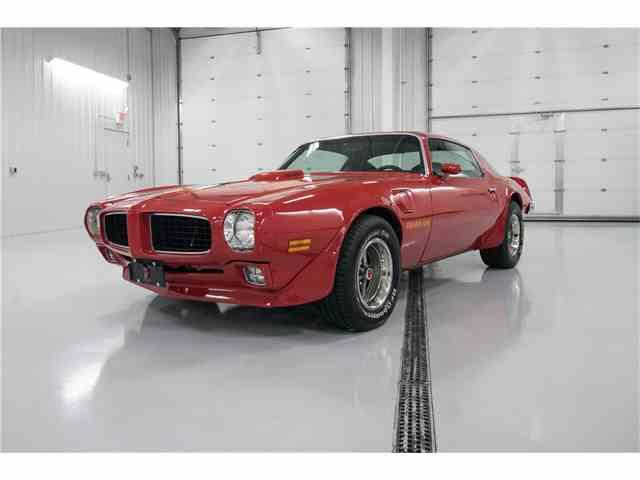 1973 Pontiac Firebird | 986018