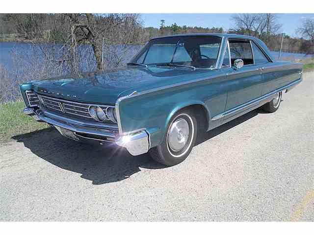 1966 Chrysler Newport   986019