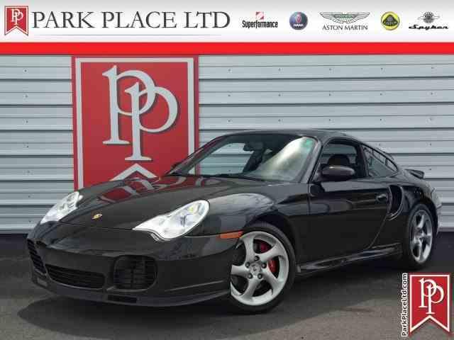 2001 Porsche 911 | 980602