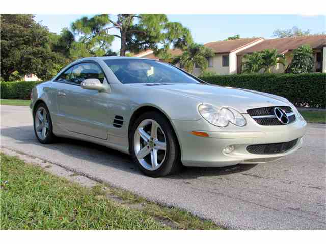 2003 Mercedes-Benz SL500 | 986023