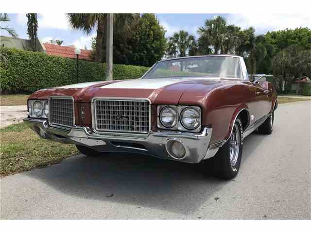 1971 Oldsmobile Cutlass Supreme | 986024