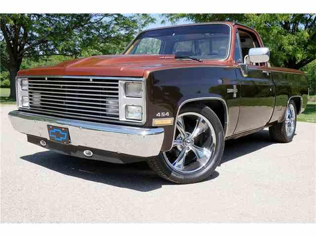 1985 Chevrolet C/K 10 | 986027