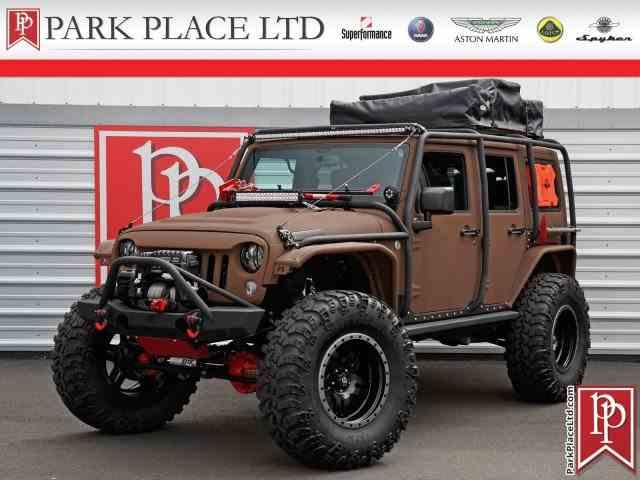 2015 Jeep Starwood Nomad | 980604