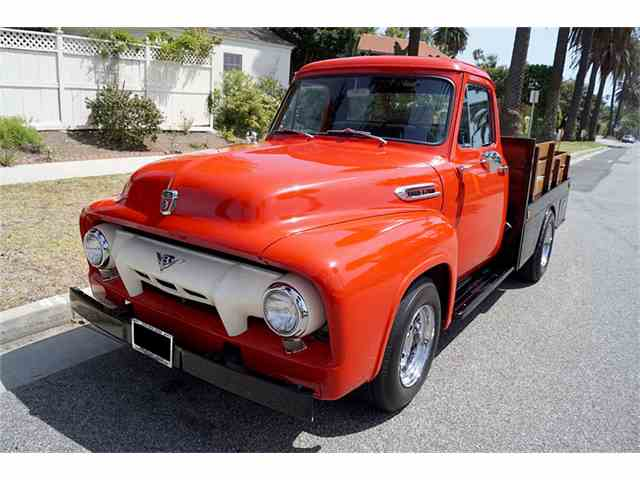 1954 Ford F250 | 986041