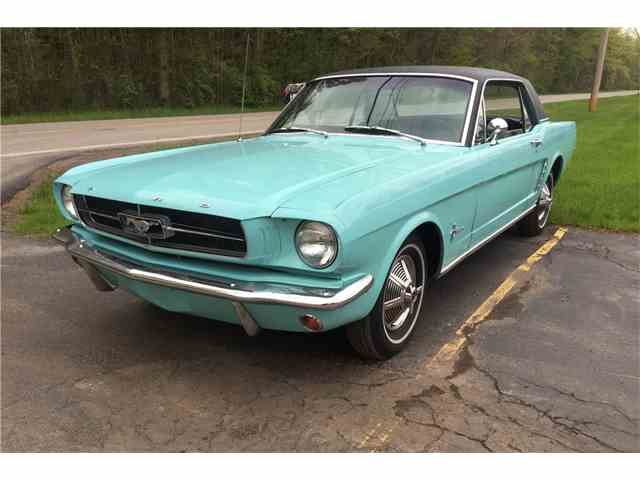 1965 Ford Mustang | 986042
