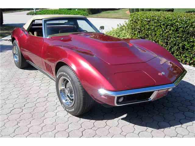 1968 Chevrolet Corvette | 986044