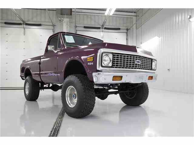 1972 Chevrolet C/K 10 | 986046