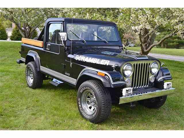 1984 Jeep CJ8 Scrambler | 986052
