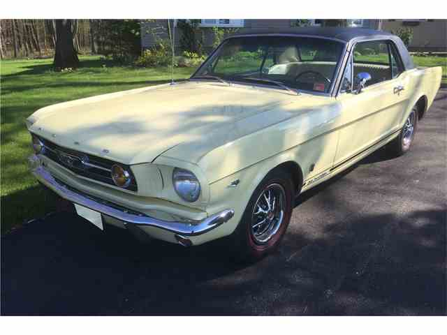 1966 Ford Mustang GT | 986053