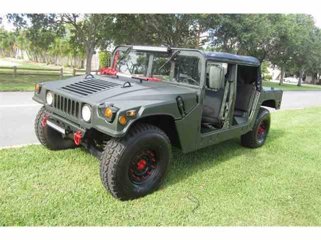 1993 Hummer H1 | 986058