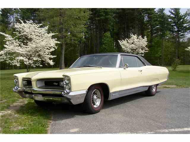 1966 Pontiac Grand Prix | 986061
