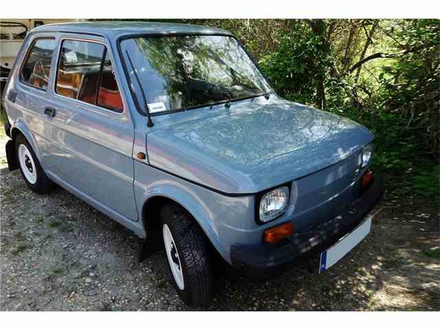 1987 Fiat 126P   986062