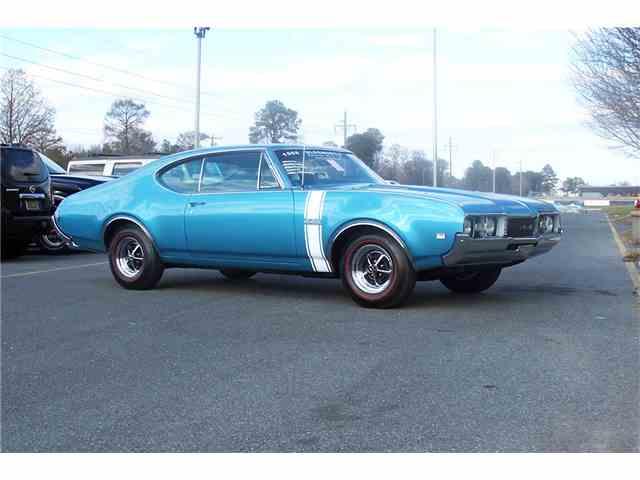 1968 Oldsmobile 442 | 986068