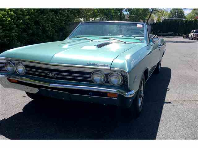 1967 Chevrolet Chevelle | 986069
