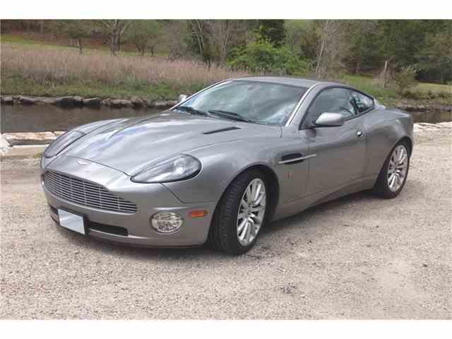 2002 Aston Martin Vanquish | 986073