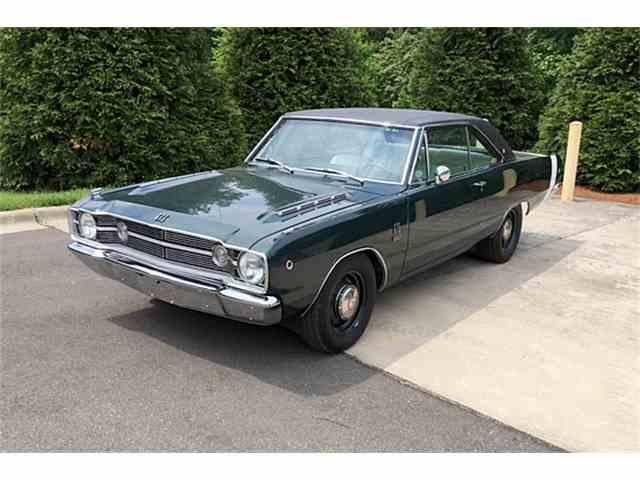 1968 Dodge Dart GTS | 986074