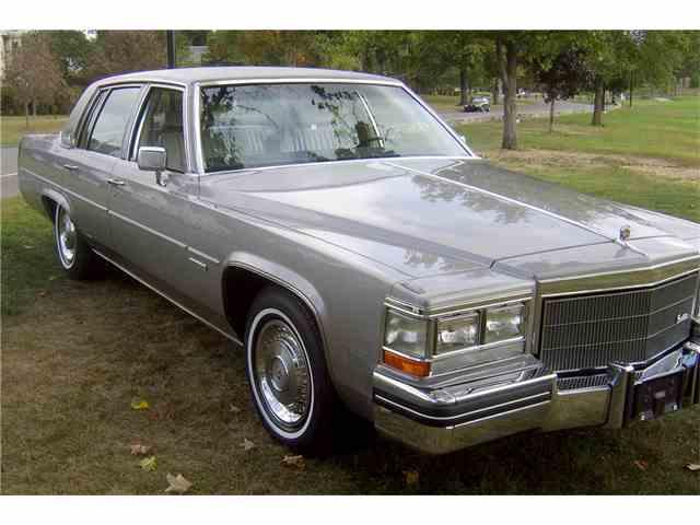 1983 Cadillac DeVille | 986074