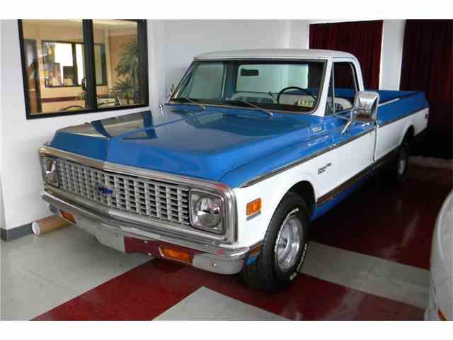 1972 Chevrolet Cheyenne | 986080