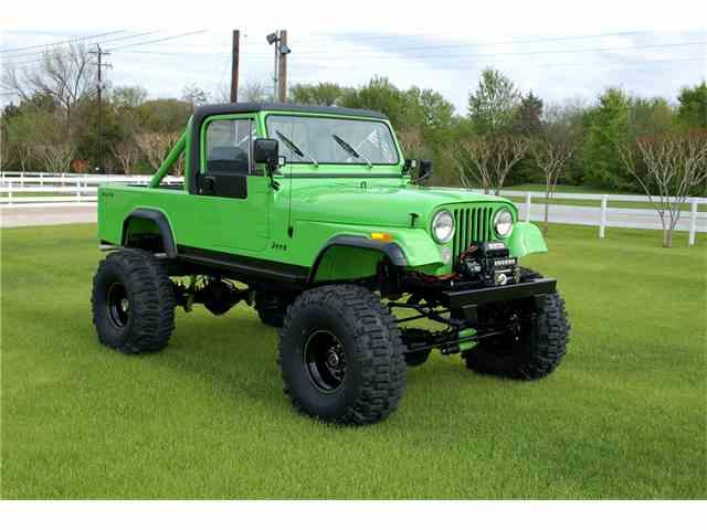 1981 Jeep CJ8 Scrambler | 986081