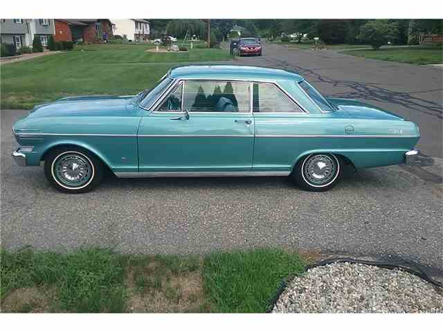 1962 Chevrolet Chevy II Nova | 986081