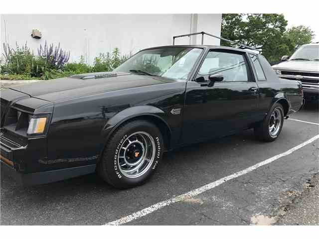 1987 Buick Grand National | 986083