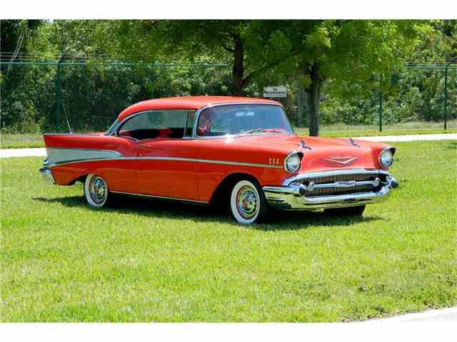 1957 Chevrolet Bel Air | 986085