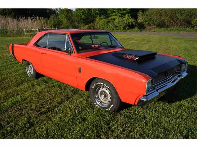 1967 Dodge Dart GT | 986085