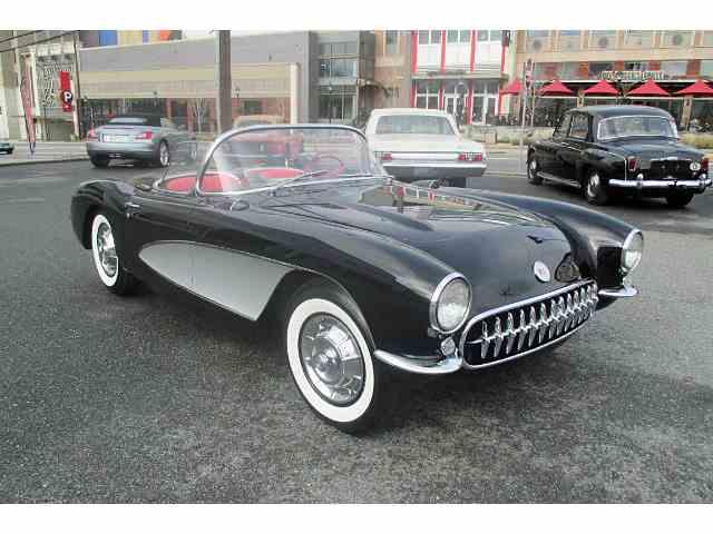 1956 Chevrolet Corvette   986086